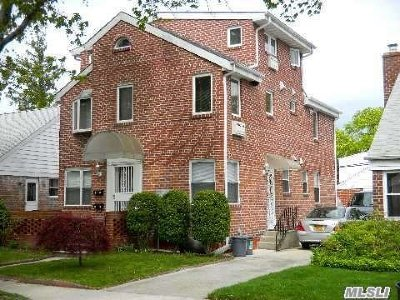Fresh Meadows Multi Family Home For Sale: 56-15 199th St