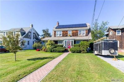 Patchogue Single Family Home For Sale: 130 Jayne Ave