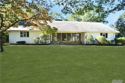 Patchogue Single Family Home For Sale: 28 S Pine Lake Dr