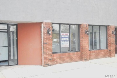 Commercial Lease For Lease: 312 Long Beach Rd