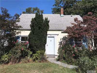 Westbury Single Family Home For Sale: 591 Whittier St