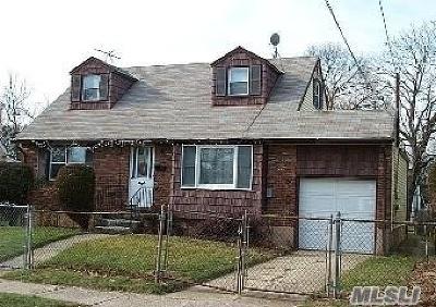 Rockville Centre Single Family Home For Sale: 1270 Dekoven St