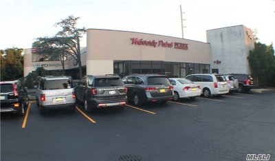 Suffolk County Commercial For Sale: 620 Waverly Ave