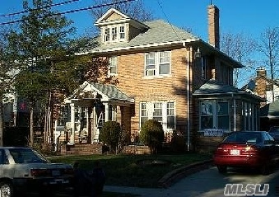 Woodmere Single Family Home For Sale: 316 Longacre Ave