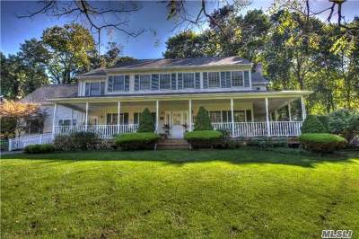 E. Setauket Single Family Home For Sale: 69a Gnarled Hollow Rd