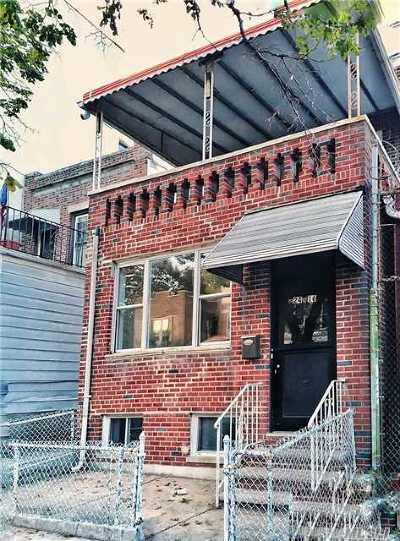 Astoria Multi Family Home For Sale: 24-16 42nd St