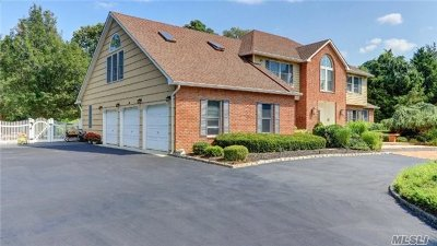 Miller Place Single Family Home For Sale: 7 Parviz Ct