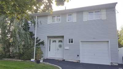 Levittown Single Family Home For Sale: 750 Gardiners Ave