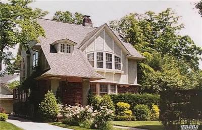 Rockville Centre Single Family Home For Sale: 545 N Village Ave