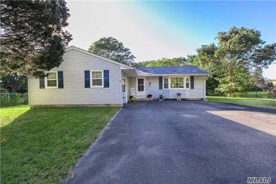 Bohemia Single Family Home For Sale: 246 Central Ave