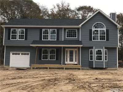 Middle Island Single Family Home For Sale: 57 Daniel Ln