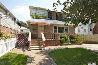 Bayside, Oakland Gardens Multi Family Home For Sale: 42-07 222nd St
