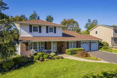 Smithtown Single Family Home For Sale: 42 Marquette Dr
