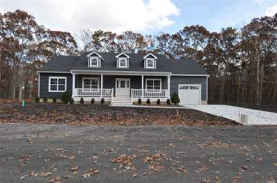 Medford Single Family Home For Sale: 82 Country Rd