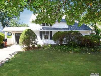 Hicksville Single Family Home For Sale: 23 Abbot Ln