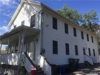 Port Jefferson Multi Family Home For Sale: 129 South St