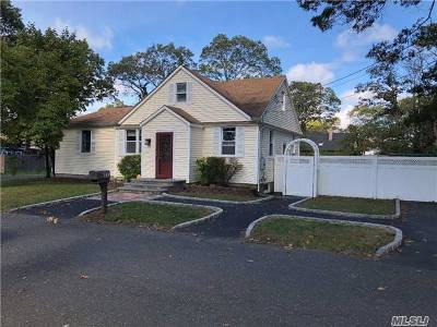 Holbrook Single Family Home For Sale: 133 Lafayette Ave