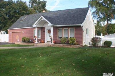 Bohemia Single Family Home For Sale: 1625 Feureisen Ave