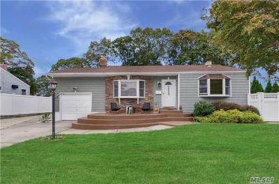 Islip Single Family Home For Sale: 11 45th St
