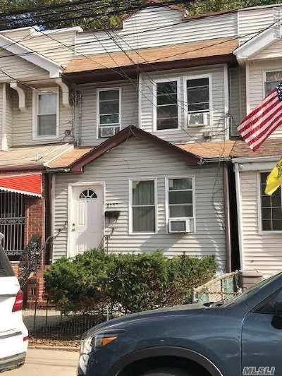 Woodhaven Multi Family Home For Sale: 89-37 91st St