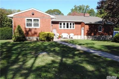 Islip Single Family Home For Sale: 275 Beech St