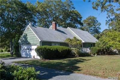 Manorville Single Family Home For Sale: 324 Dayton Ave