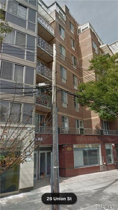 Flushing Condo/Townhouse For Sale: 31-22 Union Street #6