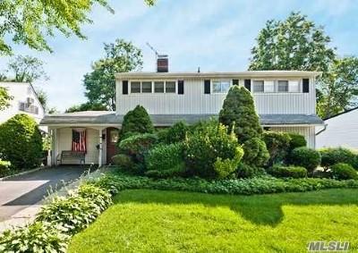 Hicksville Single Family Home For Sale: 28 Arbor Ln