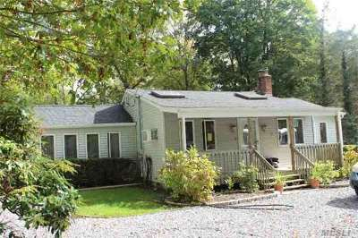 Middle Island Single Family Home For Sale: 1 S Test 1 Ln