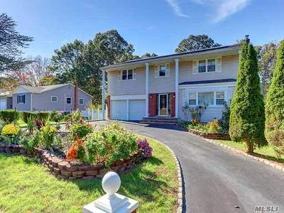 Lake Ronkonkoma Single Family Home For Sale: 20 Ethan Ln