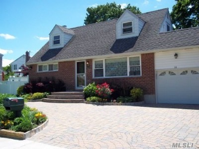 Syosset Single Family Home For Sale: 36 Underhill Ave