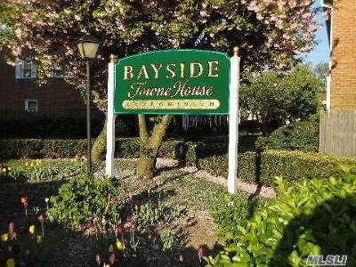 Bayside, Oakland Gardens Condo/Townhouse For Sale: 18-36a Corporal Kennedy St