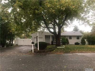 Centereach Single Family Home For Sale: 5 Harrison Ave