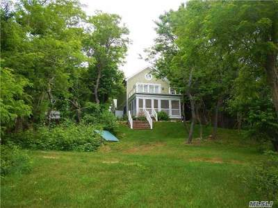 Jamesport Single Family Home For Sale: 712 Sound Shore Rd