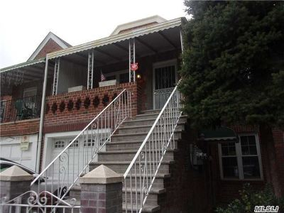Jackson Heights Multi Family Home For Sale: 24-28 77th St