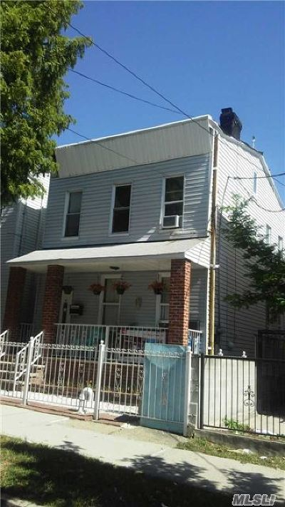 Brooklyn Multi Family Home For Sale: 15 Logan St