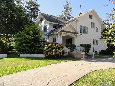 Freeport Single Family Home For Sale: 212 Bayview Ave