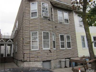 Middle Village Multi Family Home For Sale: 68-14 79 St