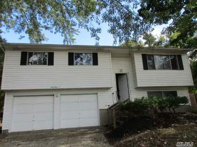 Selden Single Family Home For Sale: 43 A Ruland S Rd