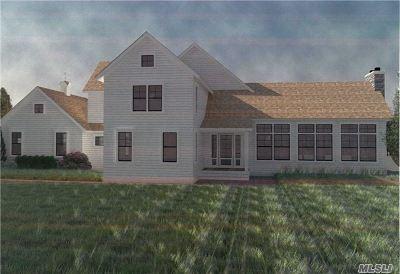 Mattituck Single Family Home For Sale: 55 Cox Neck Rd