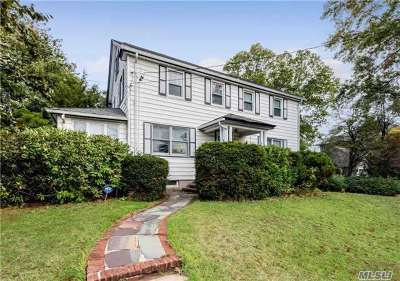 Woodmere Single Family Home For Sale: 1055 E Broadway