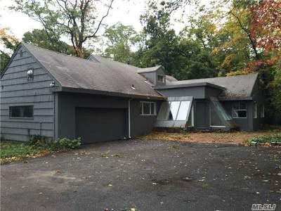 Roslyn Single Family Home For Sale: 35 Dogwood Ave
