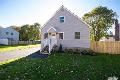 Wyandanch Single Family Home For Sale: 116 Arlington Ave