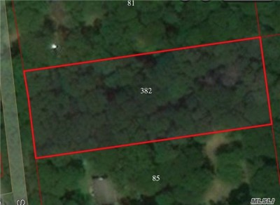 Middle Island Residential Lots & Land For Sale: 382 Swezey Ln