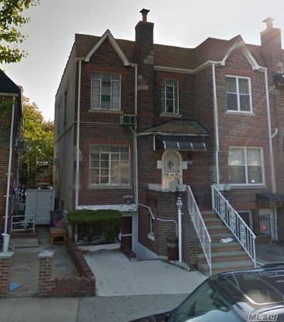 Brooklyn NY Single Family Home Sold: $405,000