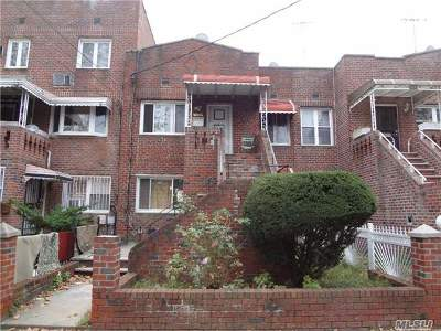 Brooklyn Multi Family Home For Sale: 1260 E 84th St