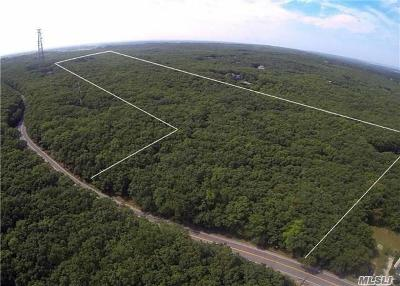 Sag Harbor Residential Lots & Land For Sale: 1065 Millstone Rd