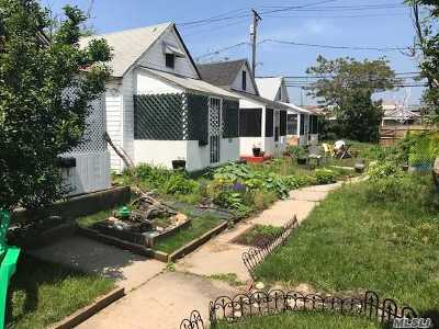 Rockaway Park Single Family Home For Sale: 195 Beach 100th St