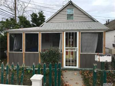Rockaway Park Single Family Home For Sale: 100-09 A Rockaway Beach Blvd