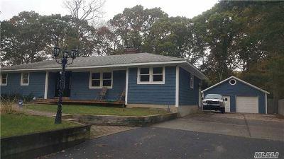 Islip Single Family Home For Sale: 153 Tamarack St